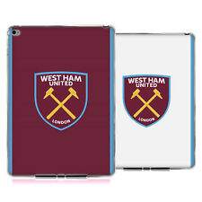 OFFICIAL WEST HAM UNITED FC 2016/17 CREST KIT GEL CASE FOR APPLE SAMSUNG TABLETS