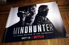 NETFLIX MINDHUNTER 5FT SUBWAY POSTER 2017