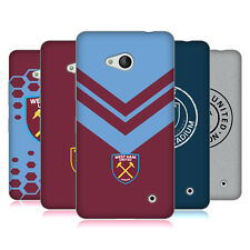 UFFICIALE WEST HAM UNITED FC 2018/19 CREST CASE IN GEL PER MICROSOFT TELEFONI