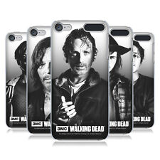 OFFICIAL AMC THE WALKING DEAD FILTERED PORTRAITS CASE FOR APPLE iPOD TOUCH MP3
