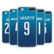 OFFICIAL ARSENAL FC 2017/18 PLAYERS AWAY KIT 2 GEL CASE FOR APPLE iPOD TOUCH MP3