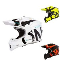 Oneal 2Series Motocross Enduro Quad MX Kinderhelm Slick