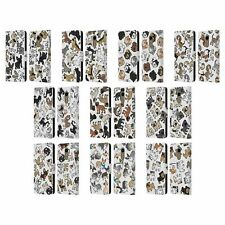 HEAD CASE DESIGNS DOG BREED PATTERNS LEATHER BOOK WALLET CASE FOR LG PHONES 1