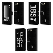 JUVENTUS FOOTBALL CLUB HERITAGE LEATHER BOOK WALLET CASE FOR BLACKBERRY ONEPLUS