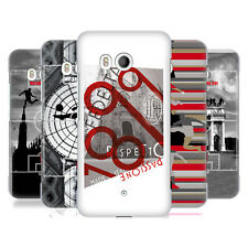 UFFICIALE AC MILAN 2018/19 ADULTI COVER RETRO RIGIDA PER HTC TELEFONI 1