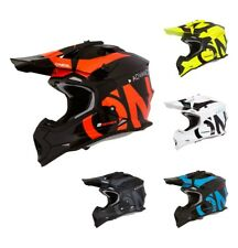 Oneal 2Series CROSS ENDURO MOTOCROSS MX RL Casco da cross LISCIA