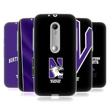 OFFICIAL NORTHWESTERN UNIVERSITY NU SOFT GEL CASE FOR MOTOROLA PHONES 2