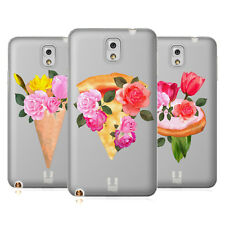HEAD CASE DESIGNS MORSI FLOREALI COVER MORBIDA IN GEL PER SAMSUNG TELEFONI 2