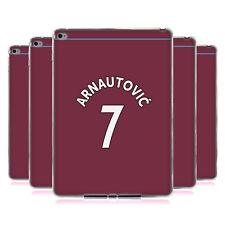 WEST HAM UNITED FC 2018/19 HOME KIT 1 CASE IN GEL PER APPLE SAMSUNG TABLETS
