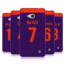LIVERPOOL FC LFC 2018/19 PLAYERS AWAY KIT 1 CASE IN GEL PER MICROSOFT TELEFONI