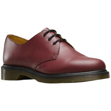 Dr.Martens 1461 Pw Leather Mens Womens Lace-up Flats Unisex Shoes