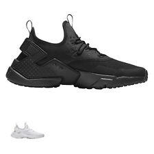 Nike Air Huarache Drift Textile Slip-On Low-Top Running Sneakers Mens Trainers
