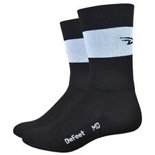 Defeet Aireator Team 5 Double Cuff Black , Calcetines Defeet , ciclismo