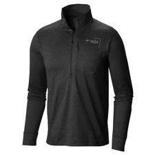 Columbia Diamond Peak Half Zip Black , Magliette Columbia , sci