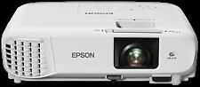 Epson EB-S39 Ceiling-mounted projector 3300ANSI lumen 3LCD SVGA (800x600) Grigio