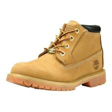 Timberland 23399 W/L LADIES Boat Nellie Chukka Double Boots Waterproof Yellow