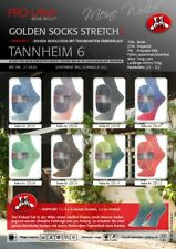 Euros 7,50/100g Calcetines de Lana Gradiente Color pro Tannheim 6 Golden
