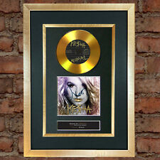 #170 GOLD DISC KESHA Animal Cd Signed Autograph Mounted Reproduction Print A4