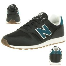 New Balance ML373BYS Classic Sneaker Chaussures Noirs pour Hommes 373