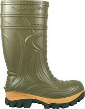 Cofra Thermic Dark Green Safety Wellington Boots Thermal