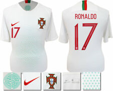 RONALDO 17 - 2018 NIKE PORTUGAL AWAY SHIRT SS = ADULTS