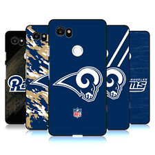 UFFICIALE NFL LOS ANGELES RAMS LOGO COVER IN GEL NERA PER GOOGLE TELEFONI