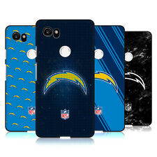 UFFICIALE NFL 2017/18 LOS ANGELES CHARGERS COVER IN GEL NERA PER GOOGLE TELEFONI