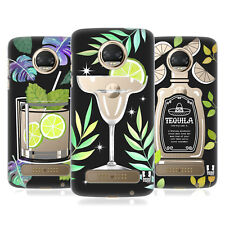 HEAD CASE DESIGNS COCKTAILS COVER RETRO RIGIDA PER MOTOROLA TELEFONI 1