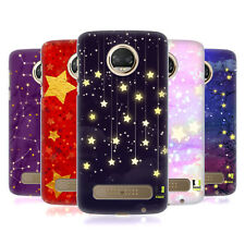 HEAD CASE DESIGNS LUCI STELLARI COVER RETRO RIGIDA PER MOTOROLA TELEFONI 1