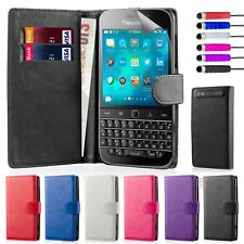 32nd Book Series – Synthetic Leather Flip Wallet Case Cover - BlackBerry Classic