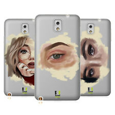 HEAD CASE DESIGNS BARLUME COVER MORBIDA IN GEL PER SAMSUNG TELEFONI 2