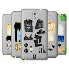 HEAD CASE DESIGNS #OOTD COVER MORBIDA IN GEL PER SAMSUNG TELEFONI 2