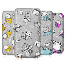 HEAD CASE DESIGNS ANIMALI SPAZIALI COVER MORBIDA IN GEL PER SAMSUNG TELEFONI 2