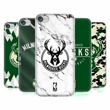 OFFICIAL NBA 2018/19 MILWAUKEE BUCKS SOFT GEL CASE FOR APPLE iPOD TOUCH MP3