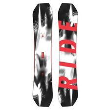 Ride Snowboards - Helix - All-Mountain Freestyle, Asimétrico Doble Camber-2018
