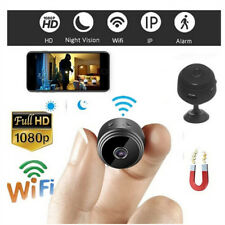 HD 1080P Mini Camera Wireless Wifi Home Security Night Vision Motion Detection