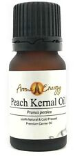 PEACH KERNEL Oil - 100% Pure Natural Organic Aromatherapy Carrier Base Oils