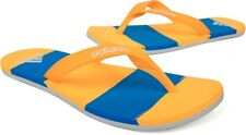 adidas Eezay Striped Mens Flip Flop - Yellow