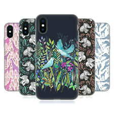 MICKLYN LE FEUVRE NATURA SELVAGGIA CASE IN GEL PER APPLE iPHONE TELEFONI