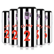 NEWCASTLE UNITED FC NUFC 2017/18 HOME KIT 1 CASE IN GEL PER SAMSUNG TELEFONI 1