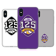 OFFICIAL LOUISIANA STATE UNIVERSITY LSU 2 SOFT GEL CASE FOR APPLE iPHONE PHONES