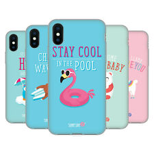 OFFICIAL MUY POP SUNNY SIDE UP ANIMALS SOFT GEL CASE FOR APPLE iPHONE PHONES