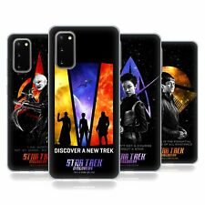 STAR TREK DISCOVERY DISCOVERY NEBULA CHARACTERS GEL CASE FOR SAMSUNG PHONES 1