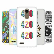 OFFICIAL VASARE NAR TYPOGRAPHY 2 SOFT GEL CASE FOR LG PHONES 1