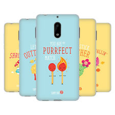 OFFICIAL MUY POP SUNNY SIDE UP MIX SOFT GEL CASE FOR NOKIA PHONES 1