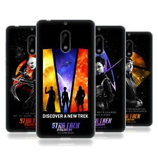 STAR TREK DISCOVERY DISCOVERY NEBULA CHARACTERS SOFT GEL CASE FOR NOKIA PHONES 1