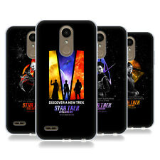 STAR TREK DISCOVERY DISCOVERY NEBULA CHARACTERS ÉTUI COQUE EN GEL LG PHONES 1