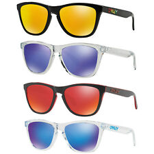Oakley 2018 Frogskins Sunglasses - Different Frames & Lenses Available