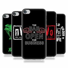 OFFICIAL WWE 2018/19 SUPERSTARS 3 SOFT GEL CASE FOR APPLE iPOD TOUCH MP3