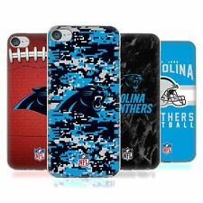 OFFICIAL NFL 2018/19 CAROLINA PANTHERS SOFT GEL CASE FOR APPLE iPOD TOUCH MP3